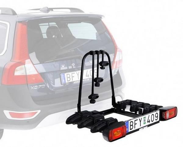 Багажник для велосипеда на заднюю дверь или фаркоп - какой лучше?
