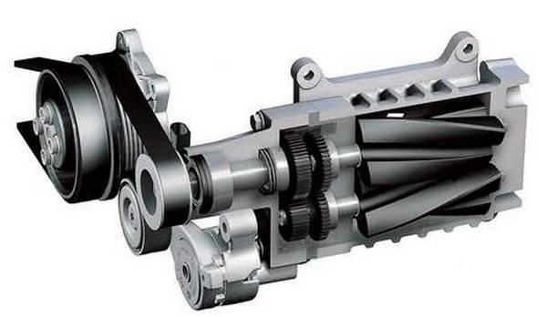 Что такое турбонаддув, как работает двигатель с турбиной, устройство