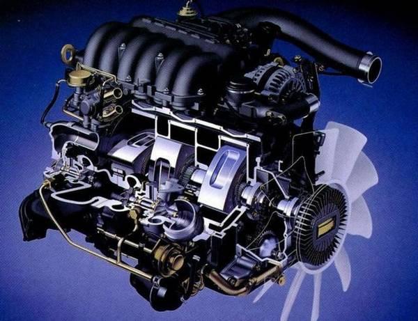 Как работает двигатель Ванкеля