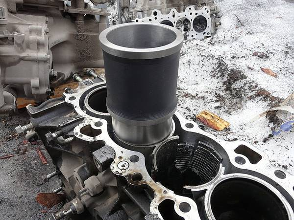Головка блока цилиндров двигателя: всё про неё здесь
