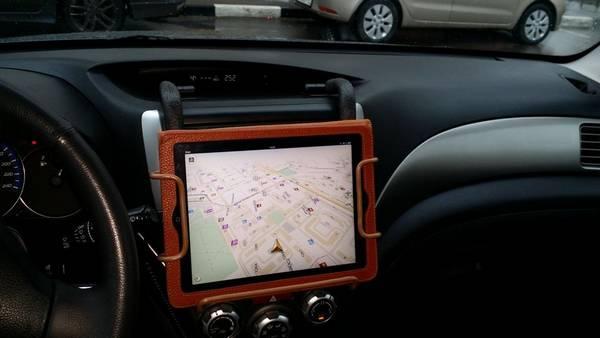 Как сделать навигацию в автомобиле