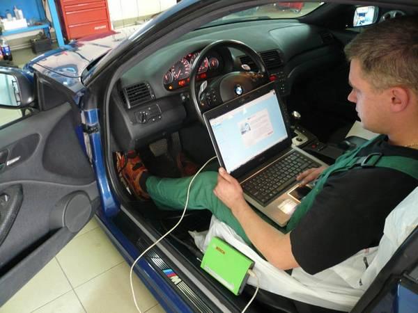 Компьютерная диагностика автомобиля в минске с выездом