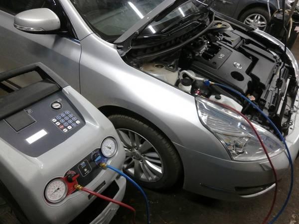 Кондиционер для автомобиля: как ухаживать, какие средства для заправки бывают