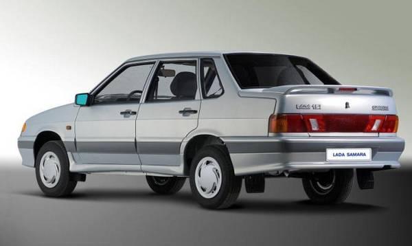 Крышка багажника ВАЗ-2115, Рено Логан и Нивы ищем различия: видео