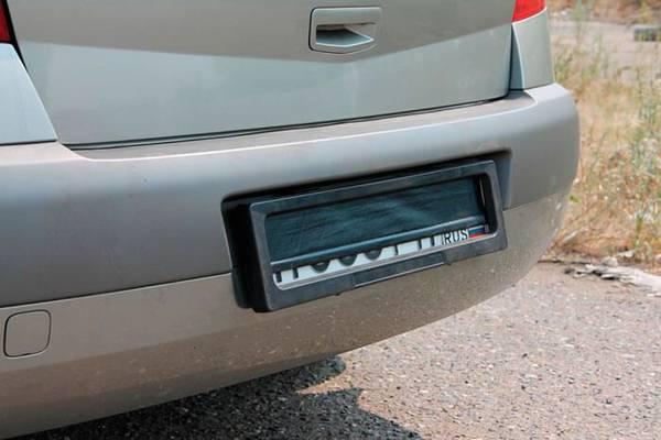 Рамки для номеров на машину