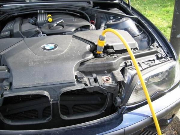 Замена антифриза  как выбрать нужную палитру для своего мотора?