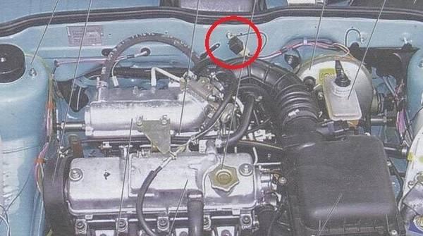 Замена стартера на автомобилях ВАЗ